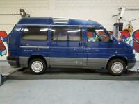 VOLKSWAGEN CARAVELLE PROPI CAMPERVAN 2.5 PETROL MANUAL BLUE LH DRIVE 1992