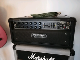 Mesa Express 5/25 guitar amp head.