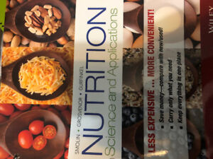 TEXT BOOK Nutrition : Science and Application 2nd edition