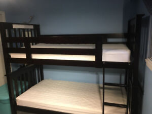 JAYDEN - Twin Over Twin Bunkbeds