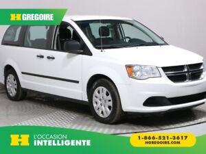 2016 Dodge GR Caravan Canada Value Package AUTO A/C GR ELECT