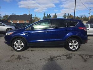 2014 FORD ESCAPE SE * AWD * REAR CAM * BLUETOOTH * LOW KM London Ontario image 3