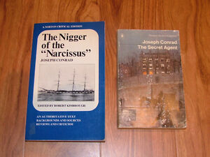 Joseph Conrad 2 books set