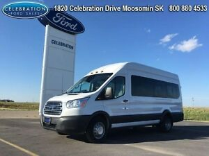 "2015 Ford Transit Wagon T-350 148"" High Roof XLT  Employee Price"