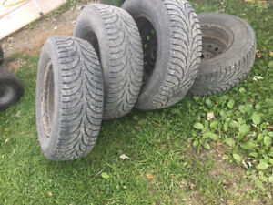 Winter Tires from Escape  for sale