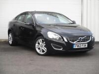 2012 Volvo S60 D2 SE LUX Manual Saloon