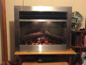 Electric fire place 240 Obo Kitchener / Waterloo Kitchener Area image 1