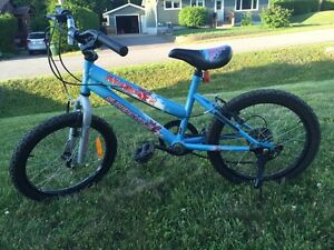 """Girl's 18"""" 5-speed Bicycle in excellent condition!"""