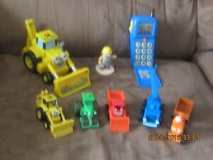 Bob the Builder Collection $10.00