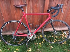 Cannondale road bike $450 obo