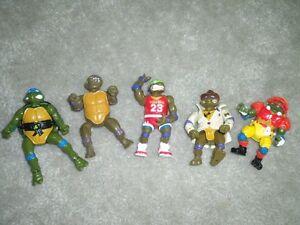 Teenage Mutant Ninja Turtles action figure set