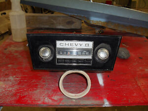 Chevy II Radio