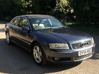 Audi A8 4.0 diesel fully loaded