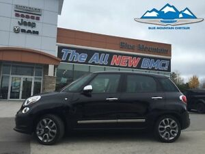 2015 Fiat 500L Lounge   ACCIDENT FREE, CERTIFIED/ETESTED, WARRAN