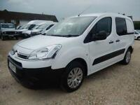2013 13 CITROEN BERLINGO 1.6 625 ENTERPRISE L1 HDI ONLY 8909 MILES FROM NEW DIES