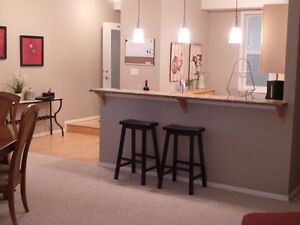 Avail Immed -2 bed, 2 bath fully furnished condo- fort sask Strathcona County Edmonton Area image 8