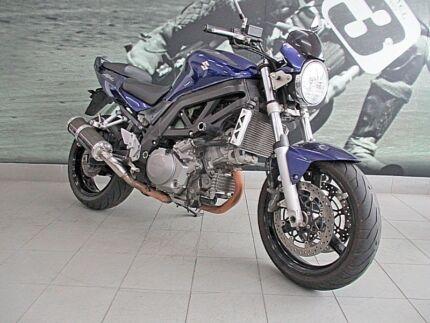 Suzuki SV1000 Blue 2006