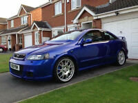 Vauxhall astra coupe turbo not gsi vxr