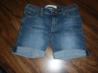 epic threads jean shorts