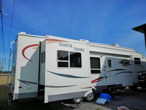 FifthWheel North Shore / Roulotte a Scellette 31pied,