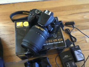 Nikon D3400 complete package