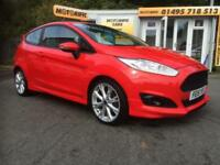 Ford Fiesta 1.0 ( 125ps ) ( E6 ) EcoBoost ( s/s ) 2015 MY Zetec S