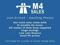 Vauxhall Vivaro 2900 L2 H1 D/C SPORTIVE WITH A/C 120PS