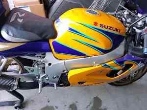 Gsx-r 600 Suzuki limited edition