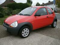 56 REG FORD KA 1 OWNER FROM NEW