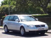 Volkswagen Passat 1.9TDI PD ( 130bhp ) auto SE,1 OWNER,FULL SERVICE,FULL MOT