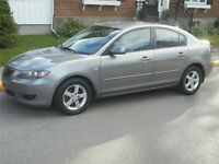 2006 Mazda Mazda3 Sedan GS and well equipped 162k