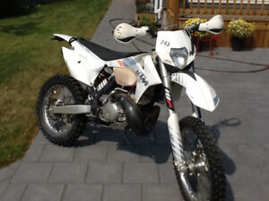 KTM 300 XCw Excellnt condition, mint