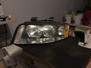 Audi b5 a4 front lights Cambridge Kitchener Area image 1