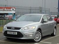 2012 Ford Mondeo 1.6 TD ECO Zetec (s/s) 5dr