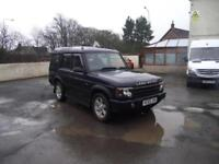 Land Rover Discovery, TRADE IN TO CLEAR.