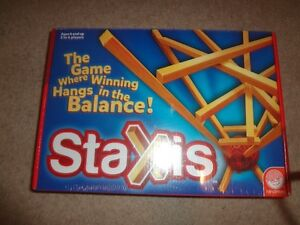 Staxis - game