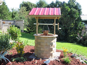 Wishing well for sale