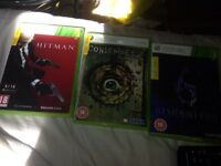 Swap for left for dead 2 on Xbox 360 and Condemned 1