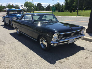 1967 Acadian CANSO SD