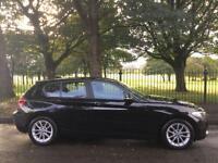 2013 13 BMW 1 SERIES 1.6 116D EFFICIENTDYNAMICS 5D 114 BHP DIESEL
