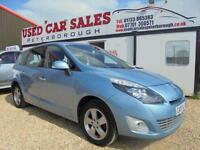 2010 10 RENAULT GRAND SCENIC 1.5 DYNAMIQUE TOMTOM DCI 5D 105 BHP DIESEL