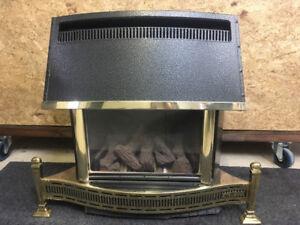 """Valor """"Natural Gas"""" fireplace"""