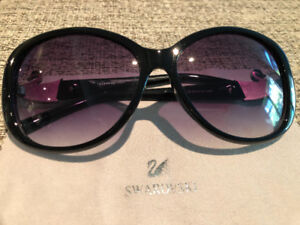 SWAROVSKI sunglasses for sale (used, without case)