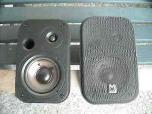 ANDANTE M100...BOOKSHELF SPEAKERS