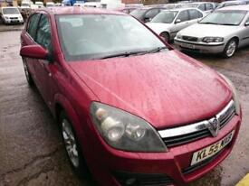 Vauxhall Astra 1.6i 16v SXi 5 DOOR - 2005 55-REG - 9 MONTHS MOT