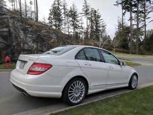 2010 Mercedes-Benz c250 4matic sport, priced low