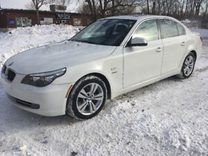 2010 BMW 5-Series 528 Xdrive Sedan