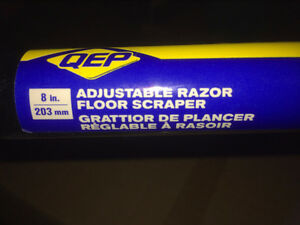 Adjustable Razor Floor Scraper London Ontario image 2