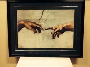 """ Hand of God """
