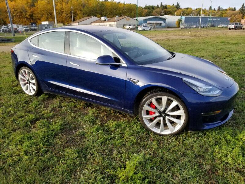 2018 Tesla Model 3 Performance | Cars & Trucks | Prince ...